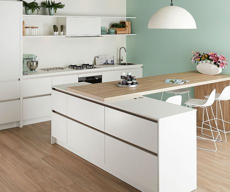 10_ Greeploze keuken Northern Nature - Modern - Scandinavisch